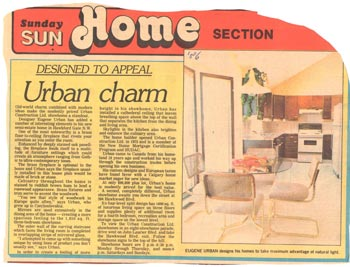 Urban Charm Article