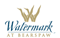 Watermark at Bearspaw